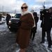 Pamela Anderson nagy állatvédő hírében áll, most éppen a Kanadai Fókavadászok Szövetségéhez látogatott el.