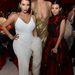 A Kardashian lányok és Heidi Klum