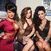 Nicole Morris (b), Imogen Thomas (k), Jenna Jonathan (j). Imogen Thomasról érdekesség, hogy ugyanabban a Big Brotherben szerepelt, amelyikben Aisleyne Horgan-Wallace pár képpel ezelőttről
