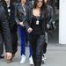 Cara Delevingne és Michelle Rodriguez a párizsi divatheteken