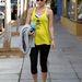 Olivia Wilde terhesen is elment jógázni Los Angelesben