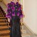 Medveczky Ilona ezúttal komor ruhát választott