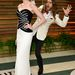 Jared Leto (díjazott!) Anne Hathawayt photobombolja