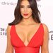 Kim Kardashiannek a szemébe mehetett valami