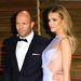 Jason Statham és barátnője, Rosie Huntington-Whiteley