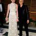 Ellen DeGeneres (j) a feleségével, Portia de Rossival