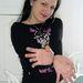Tóth Gabi körülbelül tíz évvel ezelőtt