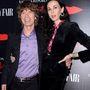 Mick Jagger és L'wren Scott