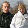 2003. november - az első közös fotó, amin végre tistán kivehetőek mindketten. Paltrow ekkor egyébként már terhes volt
