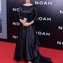 A 23 éves Emma Watson pedig földig érő, fekete, ruhát választott