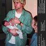 1992-ben megszületett Courtney Love-val közös lánya, Frances Bean Cobain