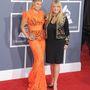 Fergie a 2012-es Grammy-díj átadójára vitte el anyját.