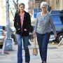 Katie Holmest is sokat látni anyjával, Kathleennel.