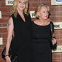 Melanie Griffith és mamája, Tippi Hedren egy 2012-es partin.
