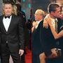 """A klasszikus példa. Bár Brad Pitt and Angelina Jolie konzelvensen tagadják, hogy bármiféle fizikai kapcsolat kialakult volna közöttük a Mr. és Mrs. Smith forgatásán, legalább azt már elismerik, hogy """"valami"""" azért mégis volt. Hiszen azóta is Hollywood egyik legboldogabb kapcsolatában élnek, lassan megszámlálhatatlan gyerekkel."""