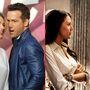 Blake Lively és Ryan Reynolds a Zöld Lámpás forgatásán szeretett egymásba, pedig még mindketten mással jártak. Hivatalosan csak egy évvel később lettek egy pár, azóta viszont felgyorsultak a dolgok, 2012 decemberében össze is házasodtak Dél-Karolinában, egy szűk körű szertartáson.