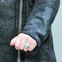 A gyűrű, amely talán eljegyzési gyűrű