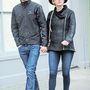 Jennifer Lawrence és Nicholas Hoult Londonban