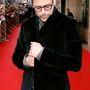 Párizsban, egy premieren nagyon szerette a kabátját