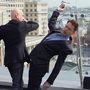 Ben Kingsley-vel Moszkvában agyabugyálják el egymást, a Vasember 3-at népszerűsítve