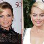 Margot Robbie és Jaime Pressly között is csak a 13 év korkülönbség látszik.