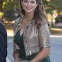 Svédországból egy nemes hölgyet választottunk: ő Madeleine hercegnő, a svéd király egyik lánya.