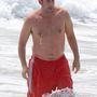 Adam Sandler tavaly így strandolt.