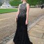 Lily James angol színésznőt Lady Rose MacClare-ként ismerhetik, a Downton Abbey című sorozatból.