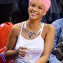 Rihanna az LA Clippers meccsén