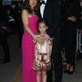 Ritka kép: Salma Hayek, férje, Francois-Henri Pinault és lányuk, Valentina egyazon fotón