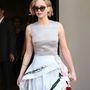 Jennifer Lawrence is befutott az új Éhezők viadala-filmet népszerűsíteni, napszemüvegben tiszta Katy Perry