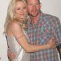Első házassága után Jamie Wollam dobossal állt össze 2007-ben.