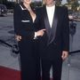 A páros 1995-ben már együtt mutatkozott egy díjátadón