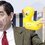 Mindenki számára jól ismert a világon a leggátlásosabb személy, aki nem más mint Mr. Bean. Rowan Atkinson nemzetközi sikereit 1989-től kezdve alapozta meg leghíresebb szerepével, a lúzer karakterével, a televíziós sorozatból mozifilm majd rajzfilm is készült. Atkinson meg Mr. Bean maradt, amit az utóbbi időben már kifejezetten gyűlöl.