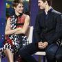 Az álompár interjút adott az NBC Today showjában.
