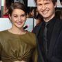 Shailene Woodley and Ansel Elgort a 2014-es MTV Movie Awards gálán.