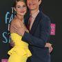 A Csillagainkban a hiba New York-i premierjén hitetik el a világgal, hogy tényleg egy pár.