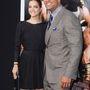 Palvin Barbara a színészóriás Dwayne Johnsonnal pózolt a Herkules premierjén. Palvin sajnos csak pár másodpercre tűnik fel az egész filmben, szövege nincs.