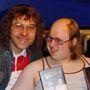 Az Angolkák sztárja, Nagy-Britannia egyik legsikeresebb komikusa, David Walliams (balra) saját bevallása szerint többször is megkísérelte már az öngyilkosságot.