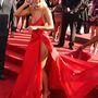 Ez pedig Rita Ora elszabaduló ruhája