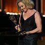 Jessica Lange nagyon örült a díjának, amelyet az American Horror Story harmadik évadáért kapott, abban főszerepelt