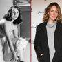 Bal: Ann South angol színésznő-modell, egy 1947-es képen. Jobb: Sarah Paulson amerikai színésznő. 1974 decemberében született, színházban, filmben és sorozatban is sokat játszik.