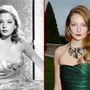 A bal oldali képen Jane Greer amerikai színésznőt láthatja. 1924 szeptemberében született, tévé-és mozifilmekben alakította a végzet asszonyát. A jobb oldali képen Mihalik Enikő modell látható, aki 1987 májusában született.