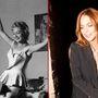 Bal: Isa Barzizza olasz színésznő, aki 1929 novemberében született. Még tavaly is jött ki filmje! Jobb: Lindsay Lohan színésznő, 1986 júliusában született.