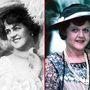 Elég durva, de ennek a képnek a bal oldalán is Marie Studholme látható. A jobbon pedig Angela Lansbury színésznő, aki 1925 októberében született. Biztosan látta már a Gyilkos sorokban.