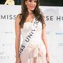 Ő nyerte a Miss Universe Hungaryt 2014-ben.