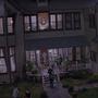 A házról készült külső felvétel az 1996-os filmben.