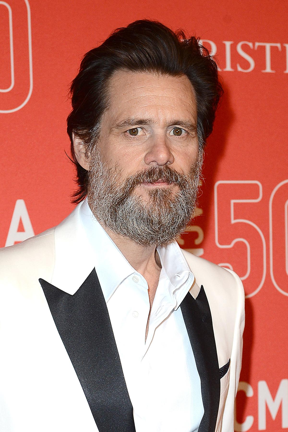 Velvet – Jim Carrey szakállas bácsivá öregedett – Galéria Jim Carrey