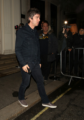 Ja, és azt még nem is tudja, hogy Noel Gallagher is ott volt!