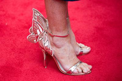 Pillangós cipő!